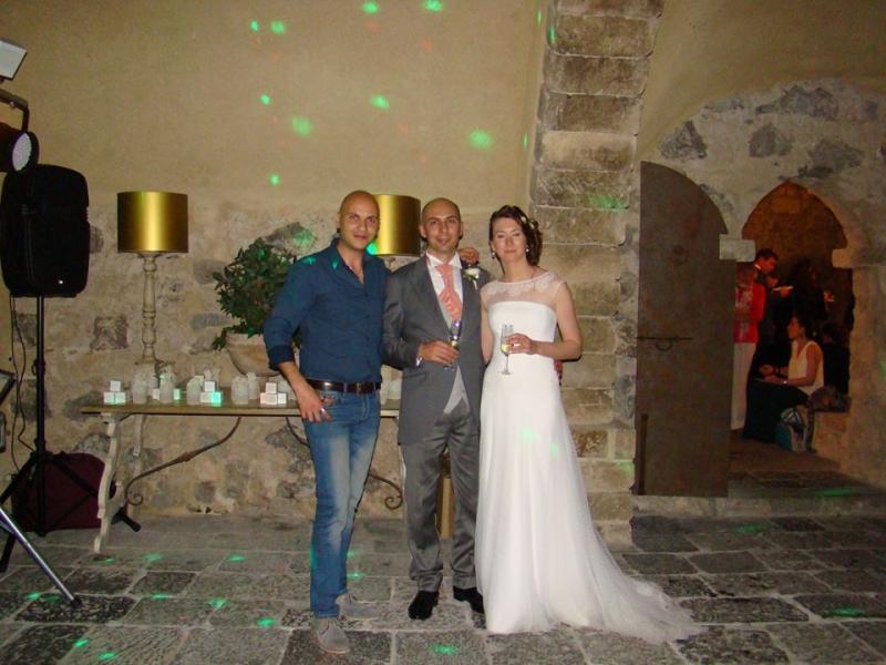 Massimo e Amélie Sposi dj matrimonio catania messima enna siracusa ragusa musica animazione9