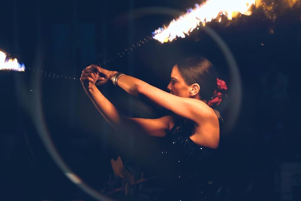 Fire show 03