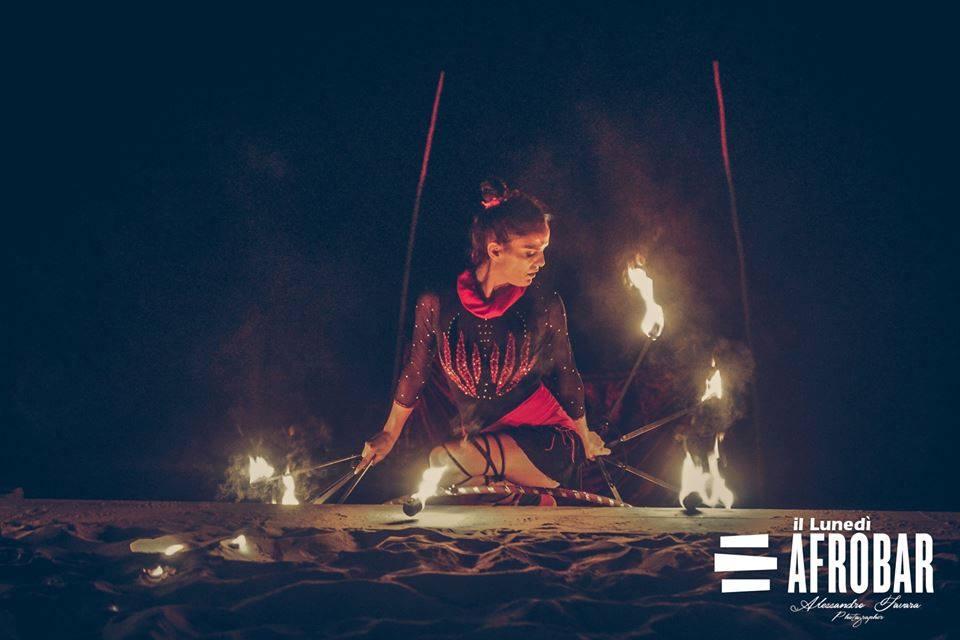 Fire show 06