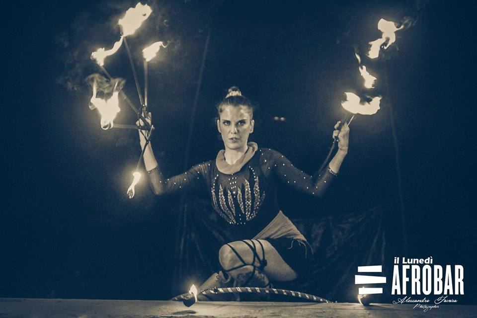 Fire show 07