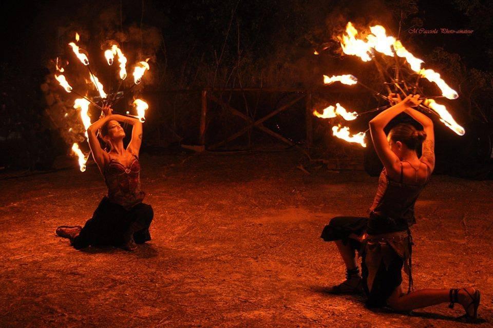Fire show 09
